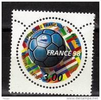 FRANCE  N° 3139   * *    Cup 1998 Football  Soccer  Fussball - Coupe Du Monde