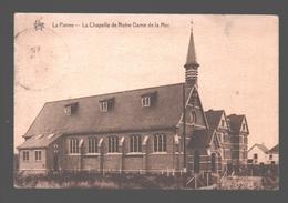 De Panne / La Panne - La Chapelle De Notre-Dame De La Mer - Uitg. Star - Helio - 1927 - De Panne