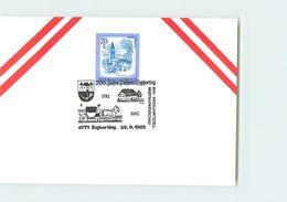 AUSTRIA -  4771  SIGHARTING  -  CARROZZA - Buste