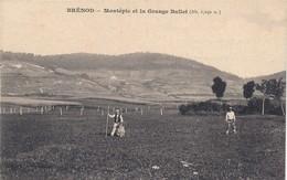 I86 - 01 - BRÉNOD - Ain - Montépic Et La Grange Ballet - France