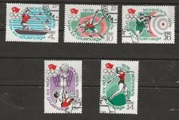 URSS-Jeux Olympiques Montréal. - 1923-1991 URSS