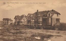 Koksijde  ,Coxyde  : Villas Ma Tocade , Le Kecq , Gais Logis , Megolis Et Copélia - Koksijde