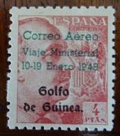#480A # GUINEA ESPAÑOLA EDIFIL 272 MH*, CON CHARNELA BONITO. VERY FINE. - Spanish Guinea
