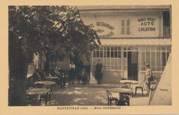 I86 - 01 - HAUTEVILLE- Ain - Hôtel Coursaud - Hauteville-Lompnes