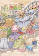 Mice Have Pods And Parties - Mouse - Souris - Muis - Maus - Topo - Rato - Ratón - Marja-Liisa Pitkäranta - Animaux & Faune