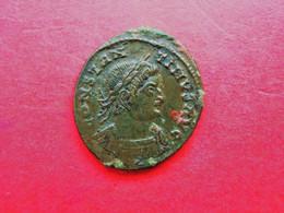 CONSTANTINUS I (307-337) Follis Lugdunum Mint 321 AD Globus Auf ALTAR - 7. Der Christlischen Kaiser (307 / 363)