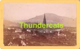 CDV PHOTO FOTO +/- 1860-70  FREIBURG FRIBOURG IM BRESGAU - Fotos