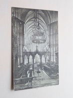 Christchurch, Cathedral, Dublin ( Sepiatype / Valentine ) Anno 19?? ( Zie Foto Details ) ! - Dublin