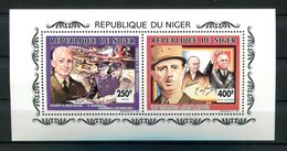 Thème Général De Gaulle - Yvert 376 & 818 - Neuf Xxx - De Gaulle (General)