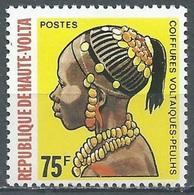 Coiffure Voltaïque - Haute Volta - 1972 - Haute-Volta (1958-1984)