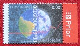 Klimatologie OBC N° 3280 (Mi 3329) 2004 POSTFRIS MNH ** BELGIE BELGIEN / BELGIUM - Belgien