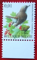 0.01 Bird Vogel Oiseau Pajaro Buzin OBC N° 3264 (Mi 3316) 2004 POSTFRIS MNH ** BELGIE BELGIEN / BELGIUM - Belgien