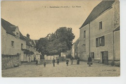 SENLISSE - La Place - Francia