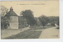 SENLISSE - Une Dépendance Du Château - Francia
