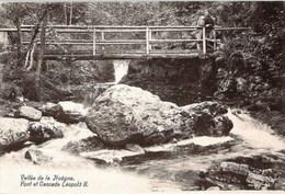 SART-lez-SPA - Pont Et Cascade Léopold II - N'a Pas Circulé - Edition Butenaers, Liège - Jalhay