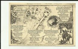88 - Vosges - Dounoux - Abbé Eugène Morice - Militaria - Guerre 1914/18 - Belle Vignette- Noel - - France