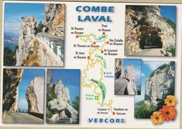 26 Combe Laval - Cpm / Vues. - France
