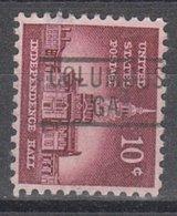 USA Precancel Vorausentwertung Preo, Locals Georgia, Columbus 839 - Vereinigte Staaten