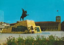 [Building-Architecture / Monuments] - Postcards - Turkey / Gaziantep - 1970/80: Ataturk Monument And Surrounding View. * - Turkey