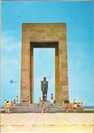 DE PANNE - Standbeeld Leopold I - Carte Datée De 1981 - De Panne