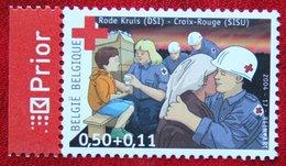 Rode Kruis Rotes Kreuz Red Cross Croix Rouge OBC N° 3307 (Mi 3355) 2004 POSTFRIS MNH ** BELGIE BELGIEN / BELGIUM - Belgien