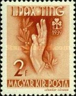 USED  STAMPS Hungary - Girl Guides  -1939 - Hungary