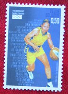 Sport Olympic Games OBC N° 3303 (Mi 3352) 2004 POSTFRIS MNH ** BELGIE BELGIEN / BELGIUM - Belgien