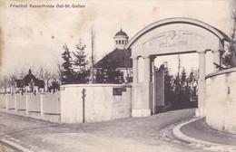 Friedhof Kesselhalde Ost - St. Gallen - SG St. Gall