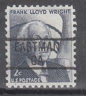 USA Precancel Vorausentwertung Preo, Locals Georgia, Eastman 839 - Vereinigte Staaten