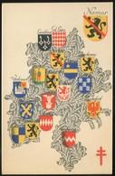 "1935  ""Carte Postale""  ""Antituberculeux""  Province : Namur - Stamped Stationery"