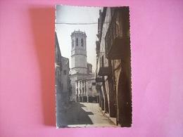 Espagne - Carte Postale Ancienne De Tarrega (Lerida): Calle Del Carmen - Lérida