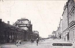 Arlon, La Gare Et Avenue Des Voyageurs (pk57000) - Arlon
