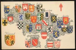 "1935  ""Carte Postale""  ""Antituberculeux""  Province : Hainaut - Stamped Stationery"