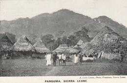 AFRIQUE SIERRA LEONE - PANGUMA Vers 1925 - Sierra Leone
