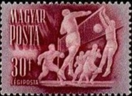 USED  STAMPS Hungary - Airmail - Sports -1950 - Hungary