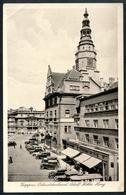 AK Troppau, Opava, 23.12.1942, Adolf Hitler - Ring, Ostsudetenland,Moravskoslezský Kraj, Schlesien - Tschechische Republik