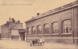 Aulnois Salle Des Fêtes Et Maison Communale (pk57005) - Quévy