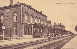 Aulnois La Gare Intérieure (pk57007) - Quévy