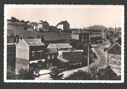 Mangombroux - Route De Jalhay - Carte Photo état Neuf - Publicité / Advertising Pneus Dunlop - Verviers