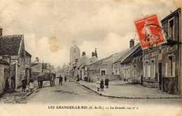 LES GRANGES LE ROI LA GRANDE RUE - Other Municipalities