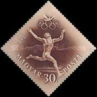 USED  STAMPS Hungary - Olympic Games - Helsinki, Finland -1952 - Hungary
