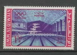 Jeux Olympiques (Piscine) - Umm Al Qiwain - 1964 - Umm Al-Qiwain