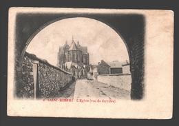 Saint-Hubert - L'Eglise (vue De Derrière) - Dos Simple - Saint-Hubert