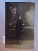 Soldat 26ème R.T.I - Paris - Mayenne - Uniformes