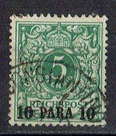 Türkei 1889/1900 // Mi. 6 O - Deutsche Post In Der Türkei
