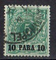 Türkei 1889/1900 // Mi. 6 O - Bureau: Turquie