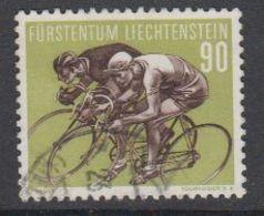 Liechtenstein 1958 Sport V Radfahren 1v Used (42184C) - Liechtenstein