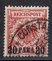 Türkei 1889/1900 // Mi. 7 O - Deutsche Post In Der Türkei
