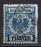 Türkei 1889/1900 // Mi. 8 O - Deutsche Post In Der Türkei