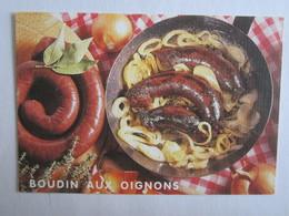 Cuisine Recette Le Boudinaux Oignons Les Recettes De Nos Grand-mères - Recettes (cuisine)